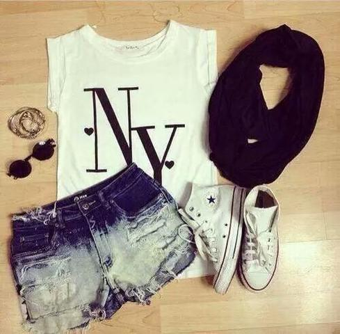 :) - (Kleidung, Outfit)