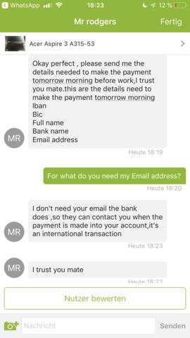 Betrug Bei Ebay Kleinanzeigen Melden