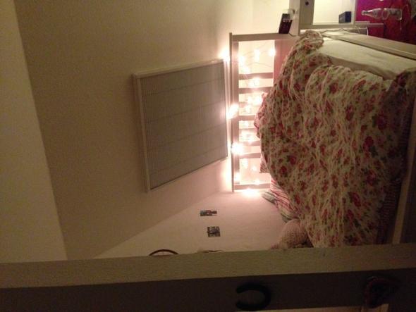 Bett - (Bett, Raumgestaltung, betthimmel)