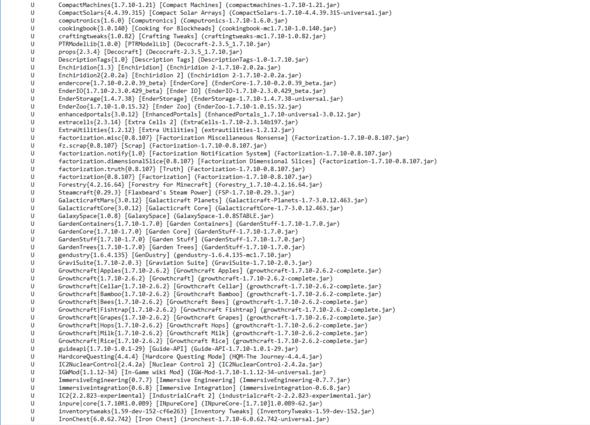 Crashreport2 - (Minecraft, Server, Minecraft-Server)