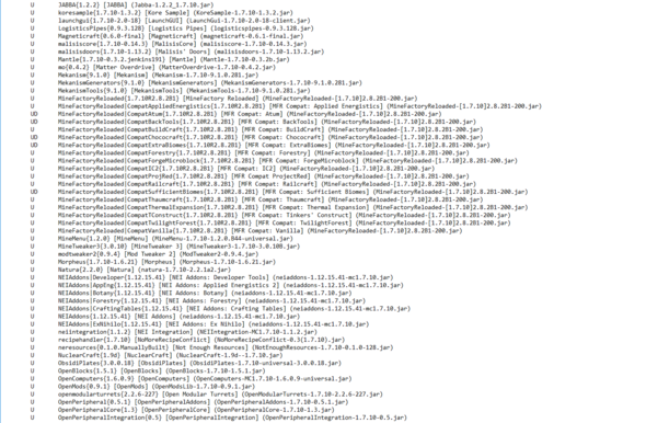 Crashreport3 - (Minecraft, Server, Minecraft-Server)