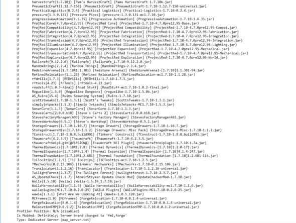 Crashreport4 - (Minecraft, Server, Minecraft-Server)