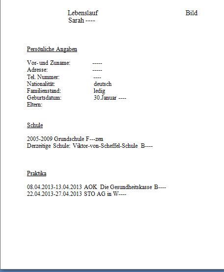 Deckblatt In Der Bewerbung Vorlagen Und Muster Azubiyo Blog