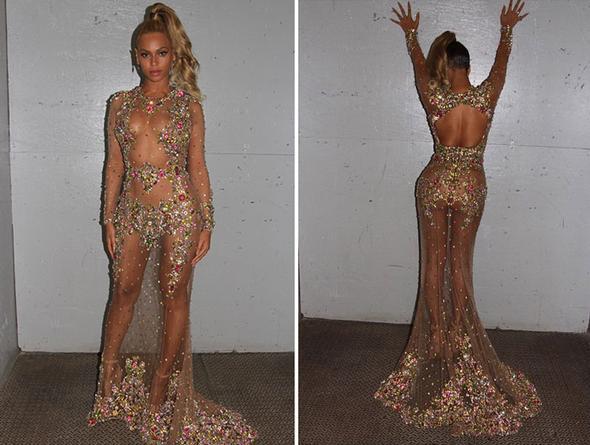 Beyoncé/K.Kardashian/J.Lopez - Kleider Met Gala 2015? (Kleid, Beyonc ...