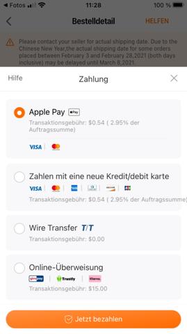 - (Geld, Bank, Überweisung)