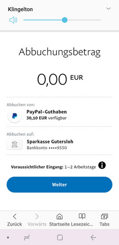 Kann Ich Mit Paypal Auf Ein Normales Konto überweisen