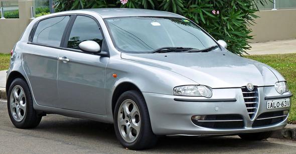 Alfa Romeo 147 - (Auto, Autokauf, Benzin)