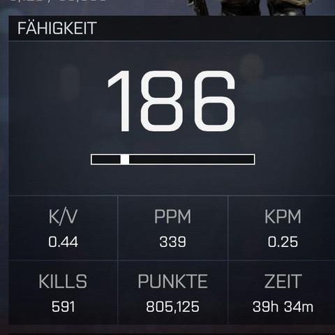Stats beispiel - (Gaming, Battlefield, Shooter)