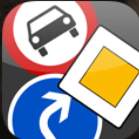 Hier der Screenshot von der App:) - (Auto, Führerschein, Prüfung)