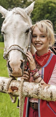 Bibi und Sabrina - (kaufen, Pferde, Zaumzeug)