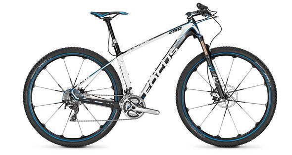 Das Focus Raven - (Fehler, Fahrrad, Mountainbike)