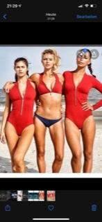Bikini von Baywatch?
