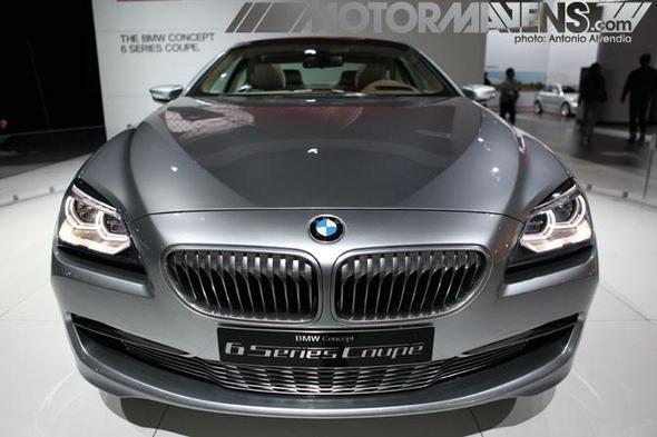 BMW 6er - (Bilder, BMW)