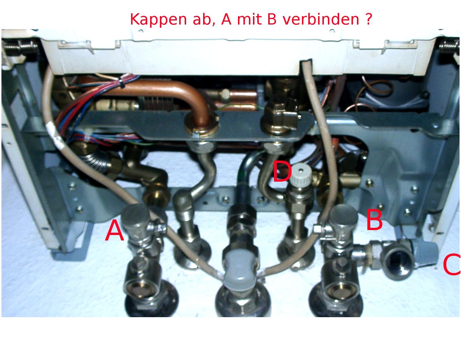 Buderus Gasheizung Wasser Nachfullen Buderus Logomax Plus Wasser