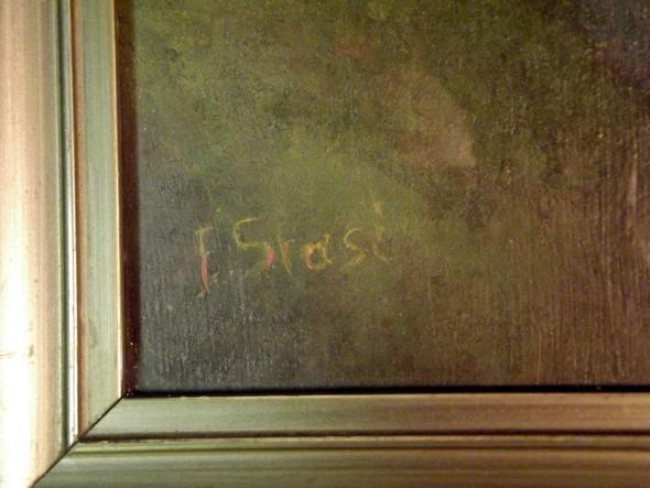 Stasi Signatur - (Künstler, Malerei, Gemälde)