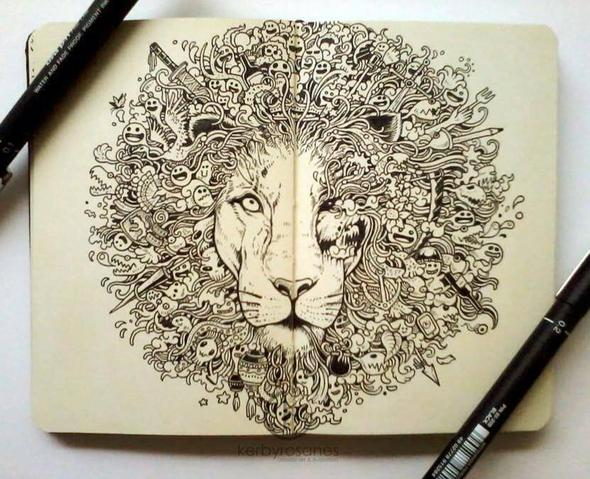 Cute Animal Doodles To Draw Traffic Club