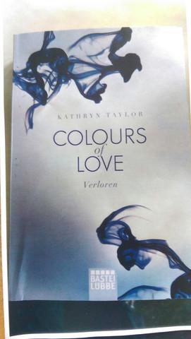 buchcover colours of love - (Schule, Buch, franzoesisch)
