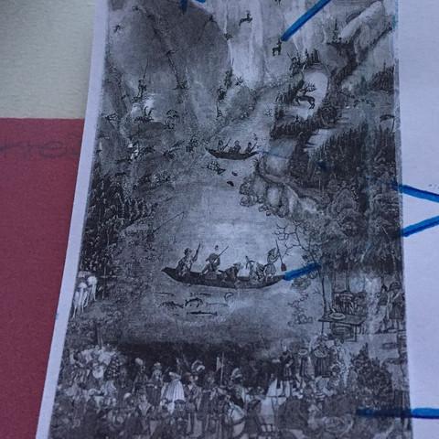 hier kunst bk bildbeschreibung - Bildbeschreibung Kunst Beispiel