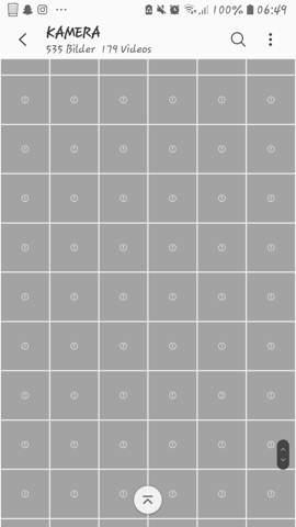 Bilder aufeinmal verschwunden?