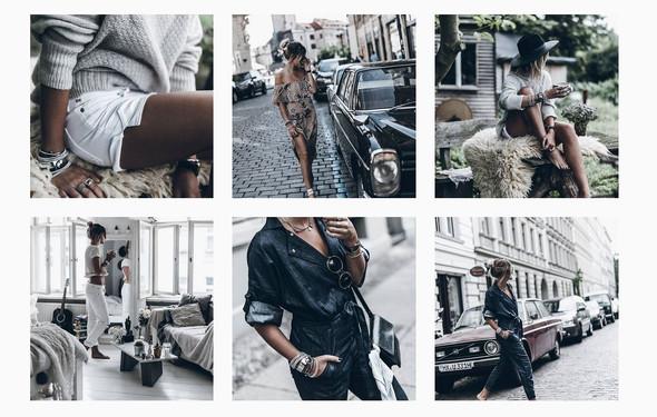 Screenshot von der Instagram Seite - (Fotografie, instagram, Bildbearbeitung)