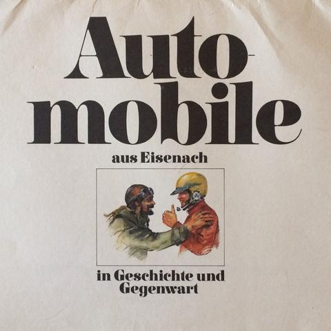 Bildermappe, Automobile