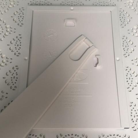Von hinten  - (Bilder, IKEA, Rahmen)