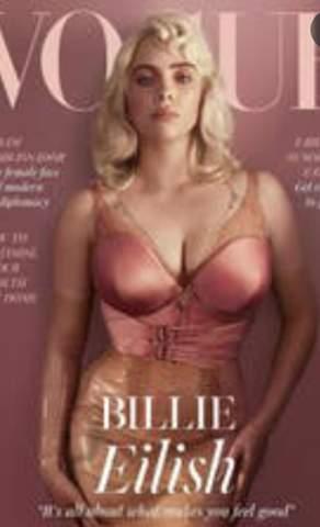 """Billie Eilish am """"Vogue"""" Cover - Was haltet ihr davon?"""