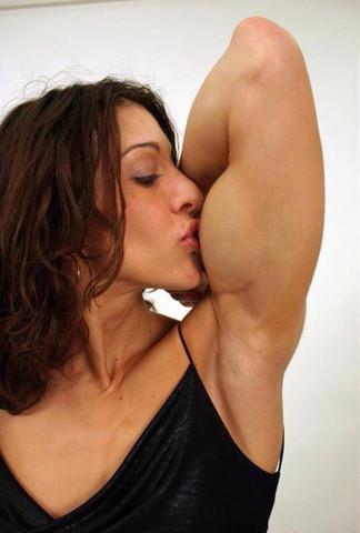 sexy - (Frauen, Psychologie, Muskeln)