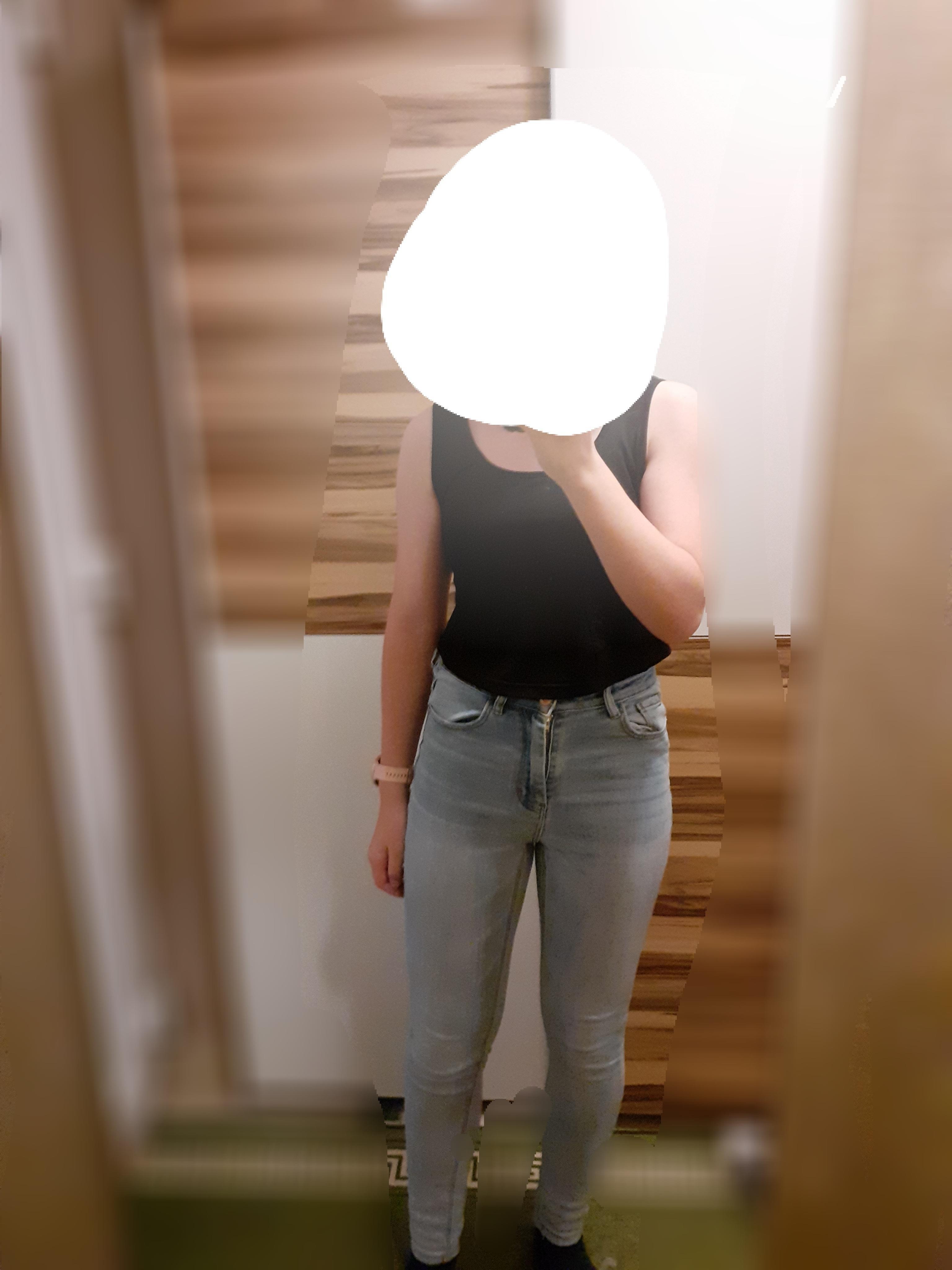 Bin ich zu dick? (Körper, Umfrage, Gewicht)