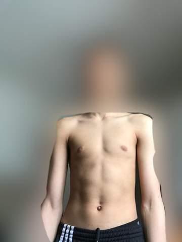Bin viel zu dünn und möchte zumehmen wie am bild?