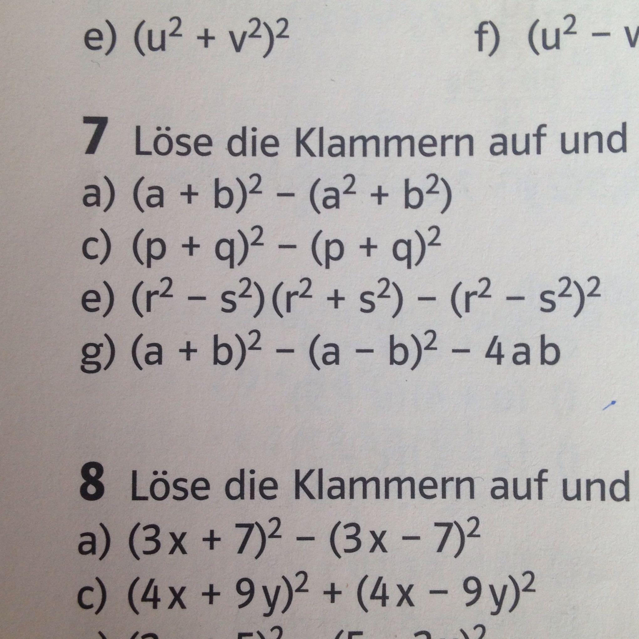 Tolle Binomische Multiplikation Arbeitsblatt Zeitgenössisch - Super ...