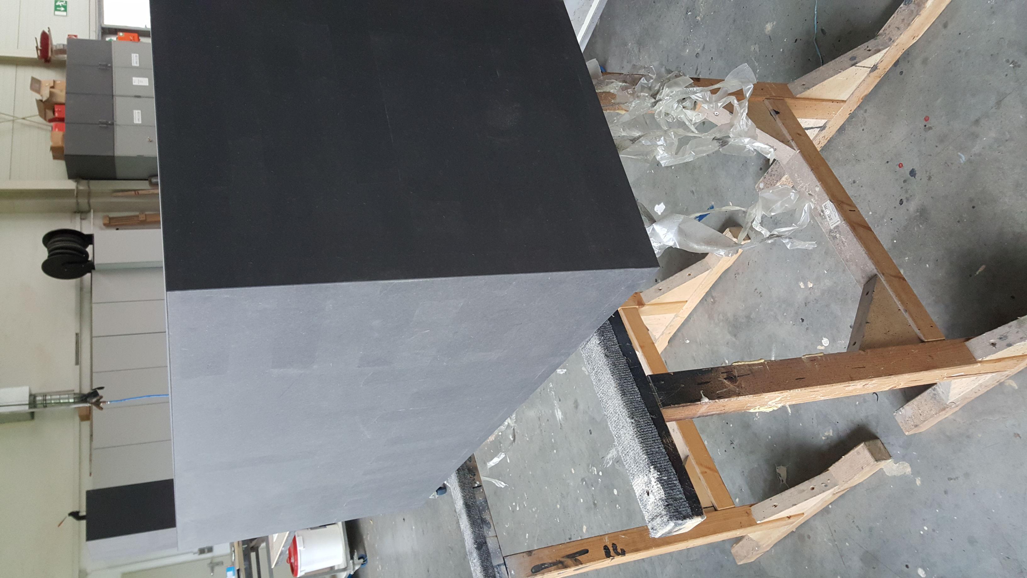 bioethanol brennkammer in tisch einlassen (Holz)
