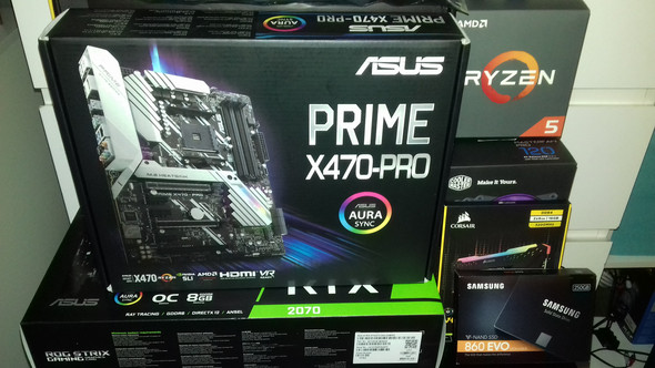 how to update asus strix raid firmware