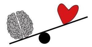 Bist Du ein Kopf oder Herzmensch? Gefühl oder Verstand?