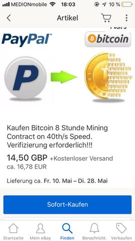 Bitcoin Günstig Kaufen