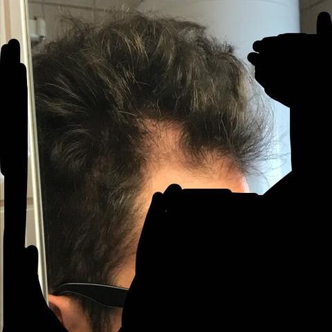 Hier ist meine Friseur :,( - (Haare, Menschen, Friseur)