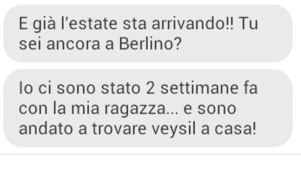 Flirten auf italienisch übersetzung
