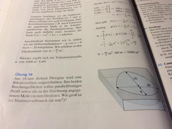 Übung 18 - (Mathematik, Funktion)