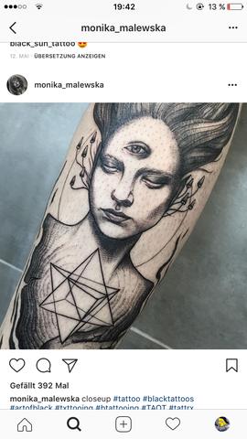 Black & white tattoo artist nähe bayern?