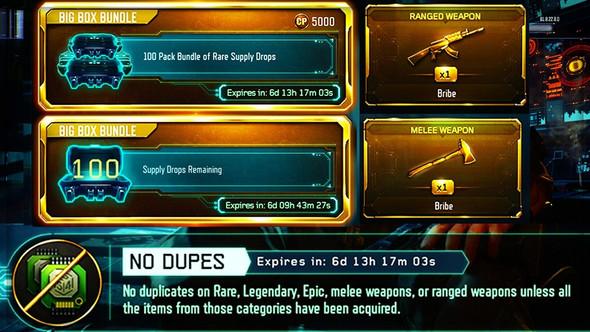 Black Ops 3 big box bundle kommt das nochmal?