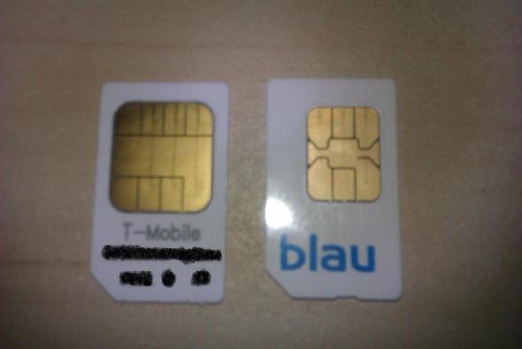 sim karte passt nicht blau.de SIM Karte (bzw. deren Kontaktberiche) passt nicht
