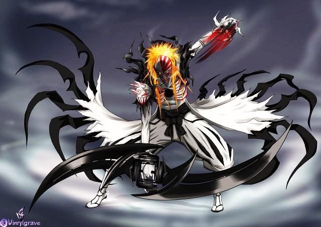 Bleach Ichigo Form Echt Anime