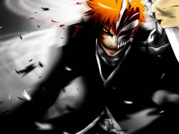 bleach ichigo - (Anime, Bleach)
