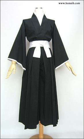 Bleach Uniform - (Bleach, uniform)