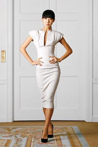 by Victoria Beckham, leider zu teuer ;) - (Kleidung, Kleid, Hochzeit)