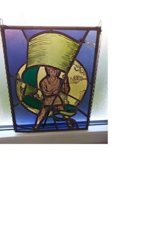Fensterbild - (Kunst, Malerei, Kunstgeschichte)