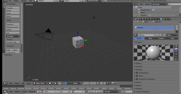 Blender 2.70 - (Surface, Blender 2.70)
