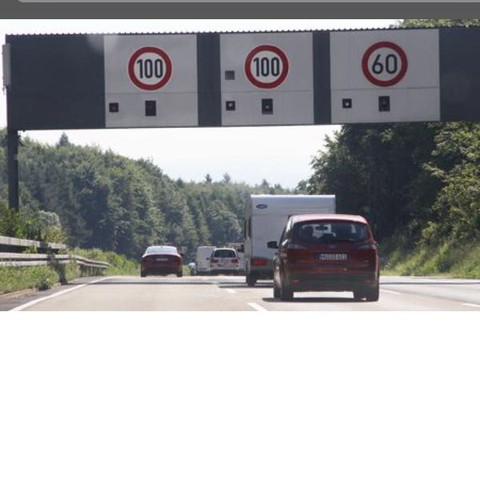 Blitzer  - (Autobahn, Blitzer)