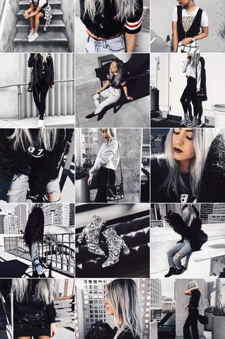 Blogger - (App, instagram)