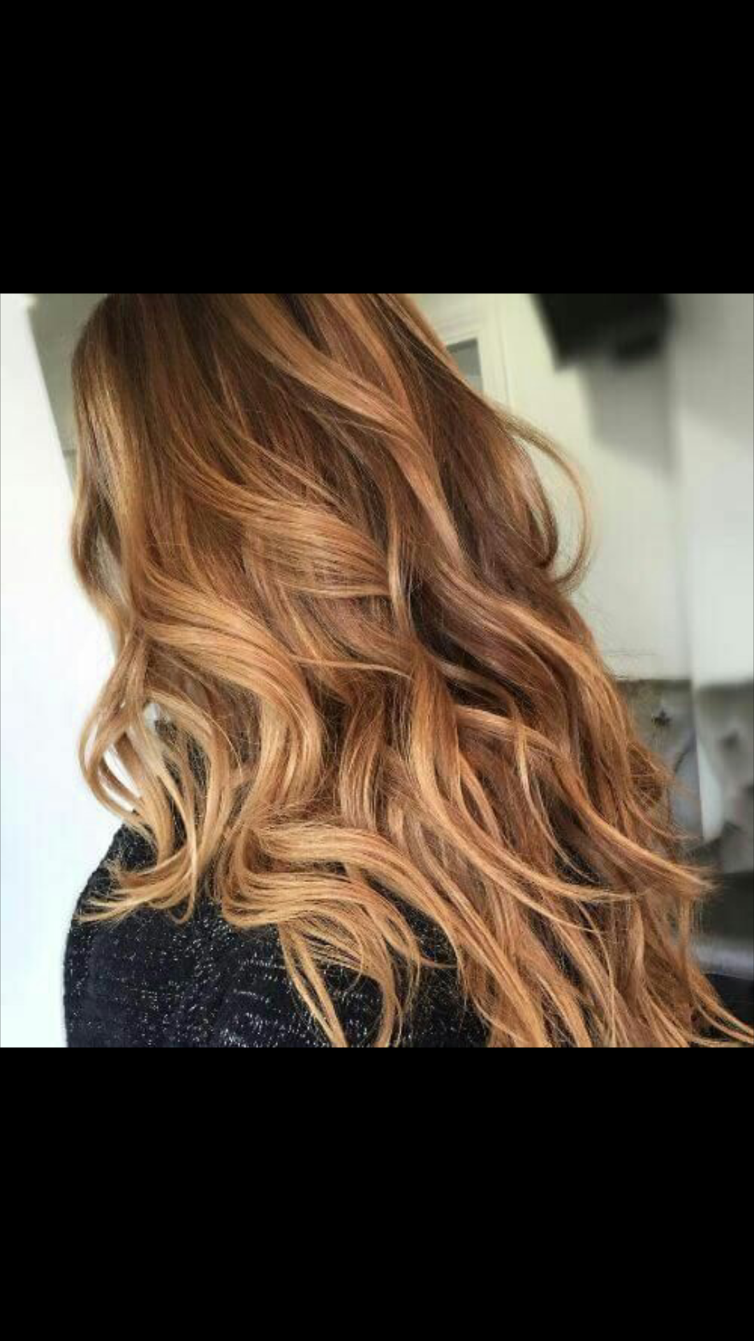 Blond, braun oder caramel - eure Lieblings Haarfarbe